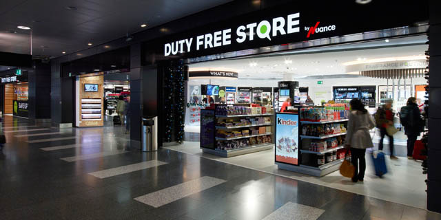 Zurich Airport reaps commercial rewards with an 11.8% ...