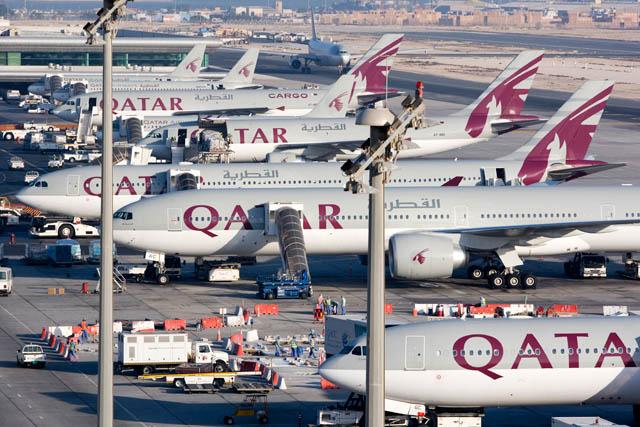 Qatar Airways inflight duty free recognition   Travel Retail Business