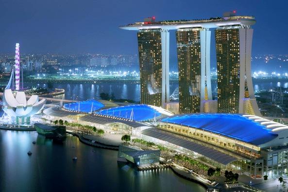 Tfwa Singapore Show Moves To Marina Bay Sands Travel