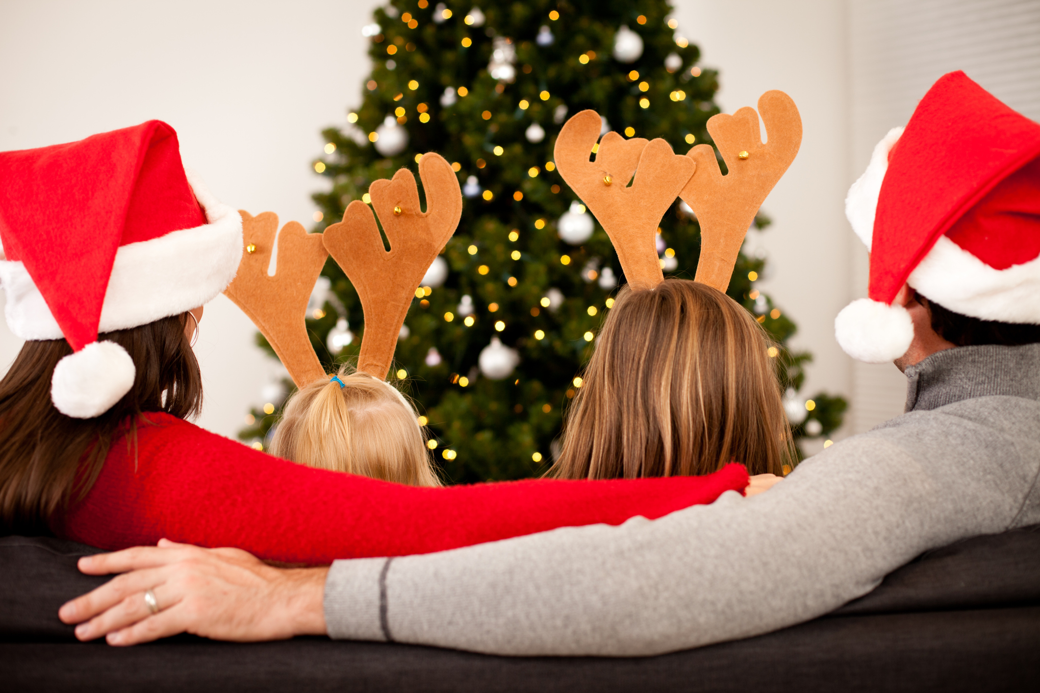 """Do Not Disturb"" Christmas Campaign"